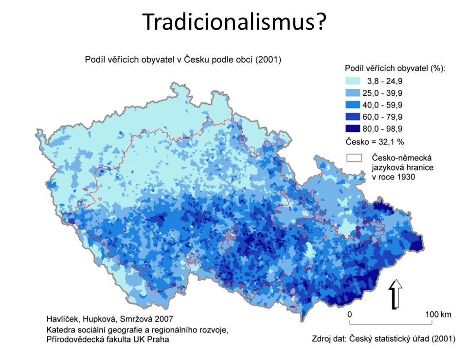 Typologie českého venkova