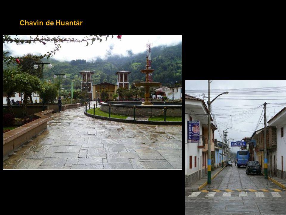 Chavín de Huantár
