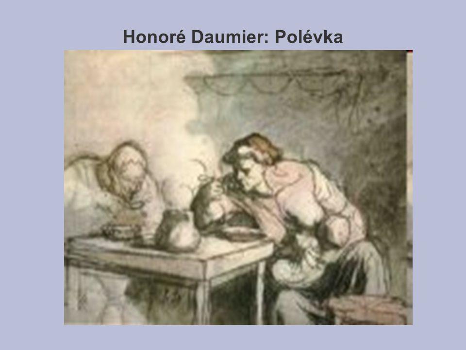 Honoré Daumier: Polévka