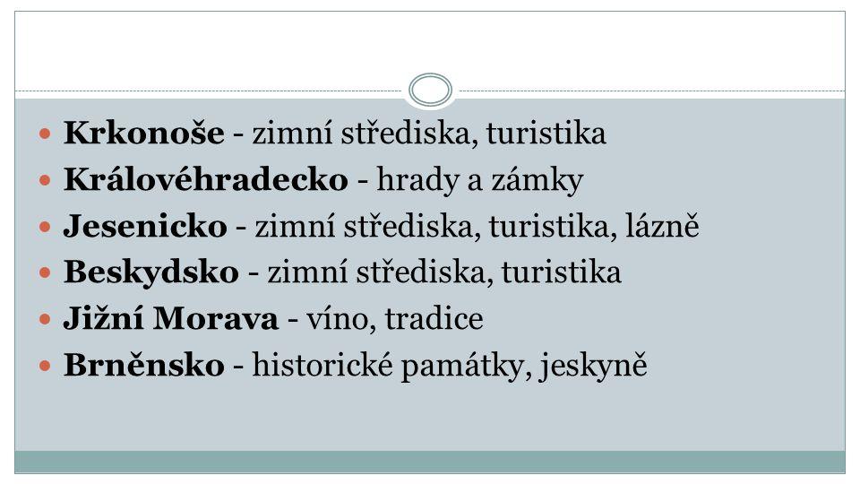 Interaktivní mapa cestovního ruch ČR (klik)