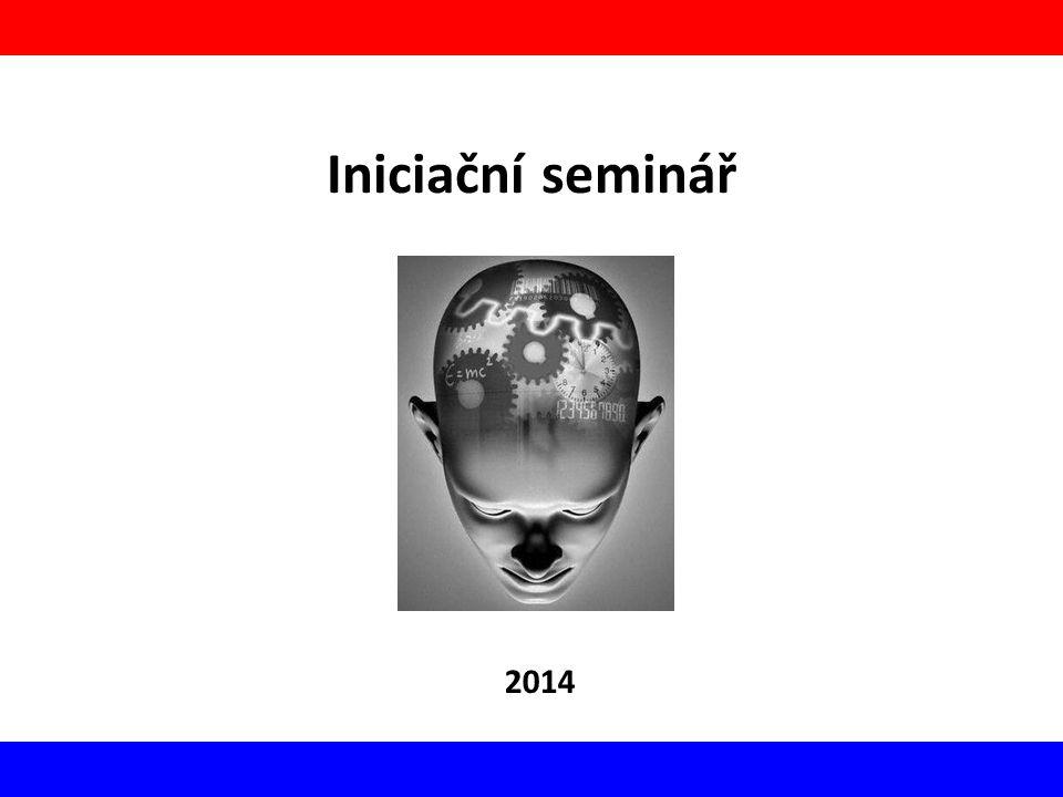 Iniciační seminář 2014