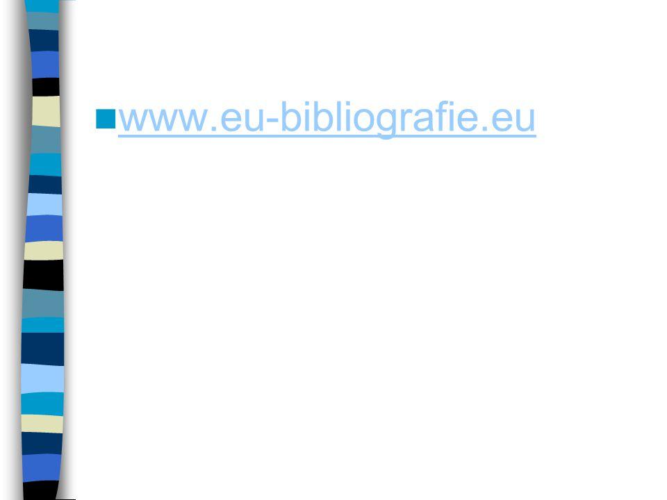 www.eu-bibliografie.eu