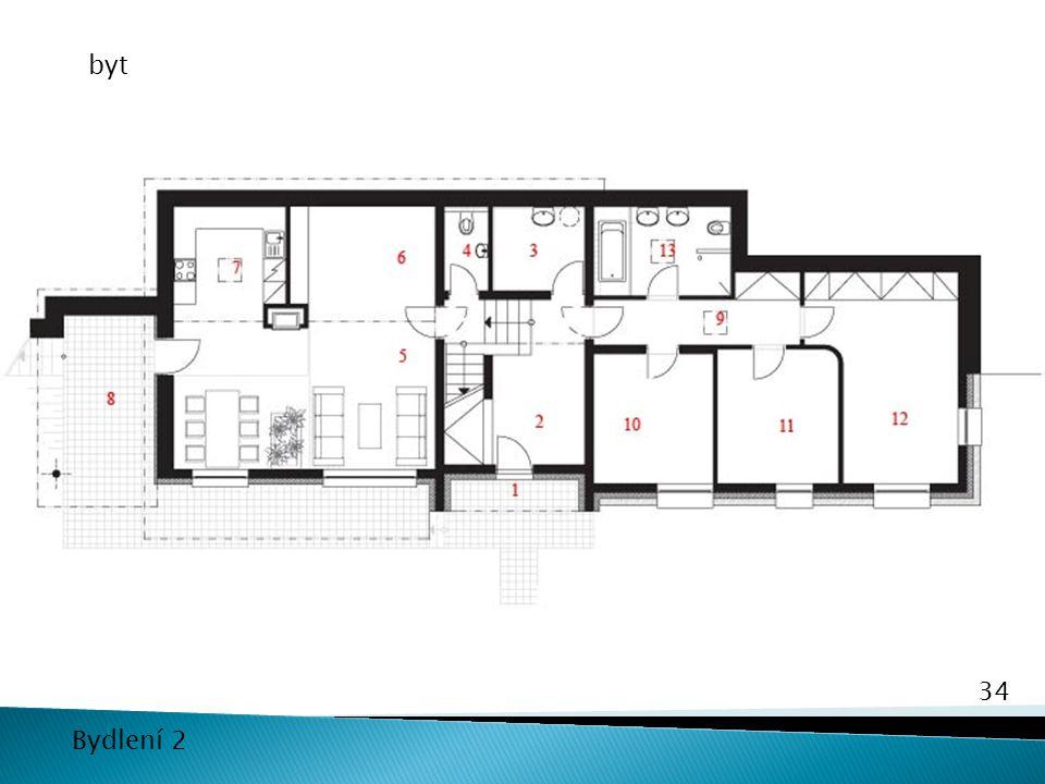 34 Bydlení 2 byt
