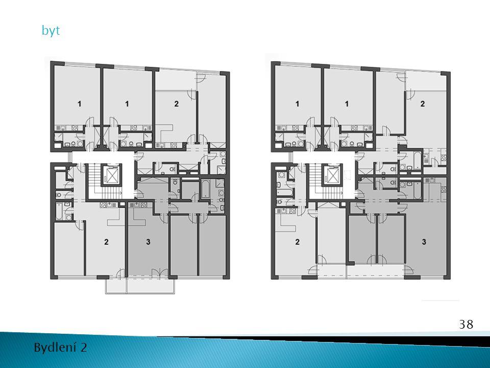 38 Bydlení 2 byt
