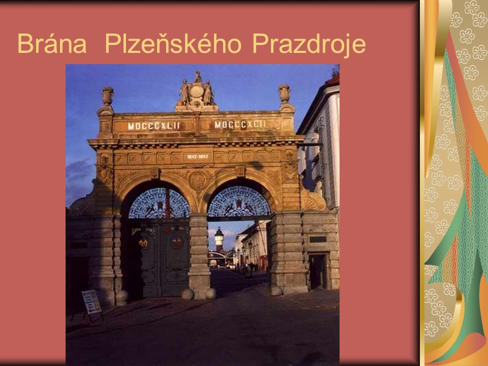 Brána Plzeňského Prazdroje