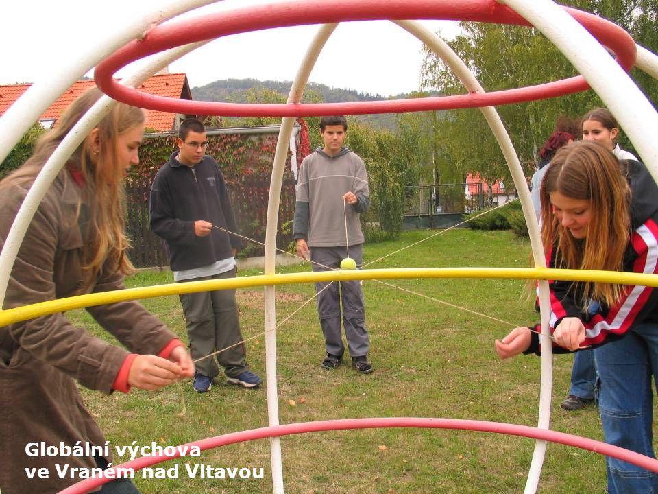 Globální výchova ve Vraném nad Vltavou