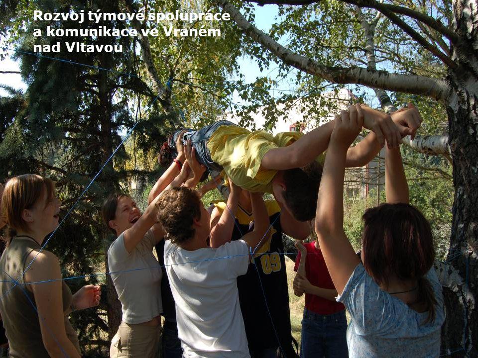 Rozvoj týmové spolupráce a komunikace ve Vraném nad Vltavou