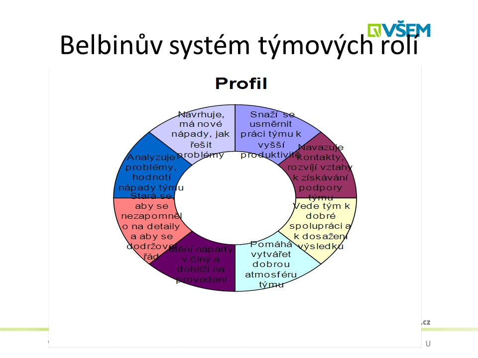 Belbinův systém týmových rolí
