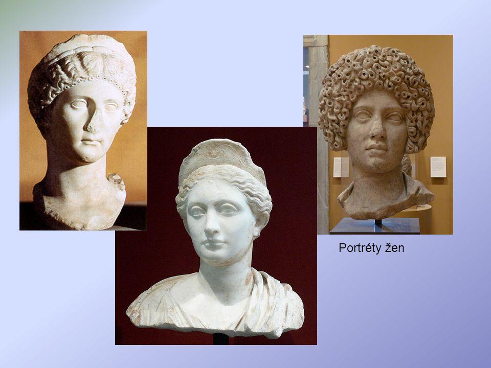 Portréty žen