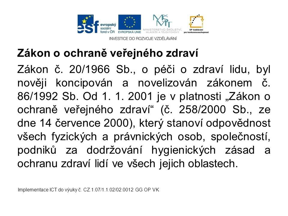 syfilis lymeská borelióza Implementace ICT do výuky č. CZ.1.07/1.1.02/02.0012 GG OP VK