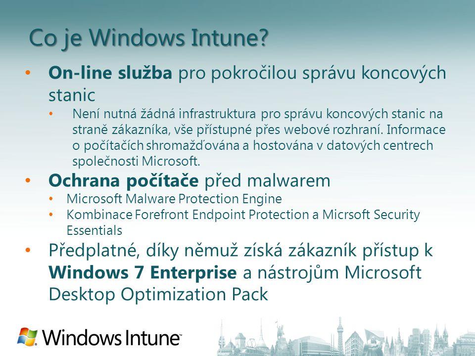 Co je Windows Intune.