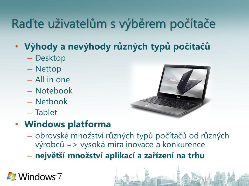Windows ® MultiPoint ™ Server 2010 Jak pořídit Windows ® MultiPoint™ Server 2010?