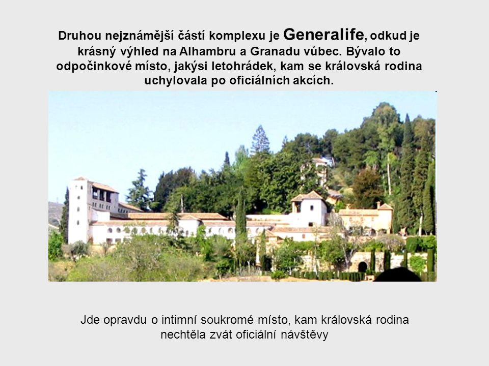 Panovníci osmnáctého století byli však k vnadám Alhambry zcela neteční a z Palacios Nazaríes udělali bohapustou věznici.
