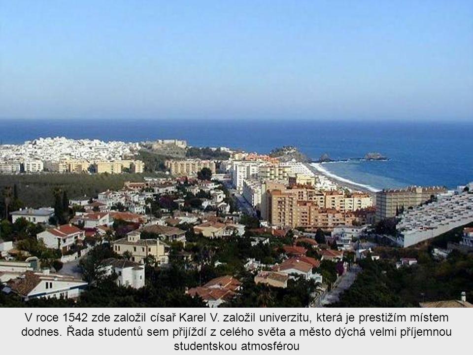 2.ledna 1492 dobyli město jako poslední baštu Arabů na Pyrenejském poloostrově katoličtí králové