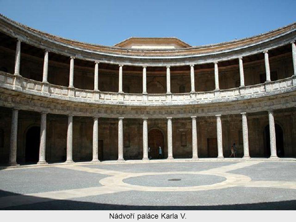 Renesanční palác Karla V.