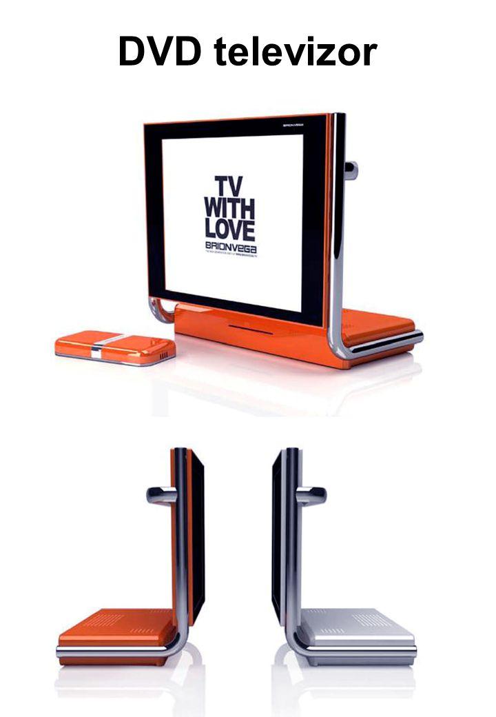 DVD televizor