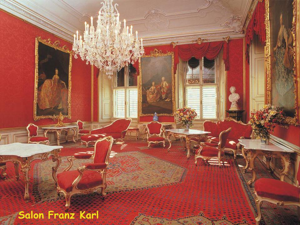 Grand tour po interiéru Velká galérie