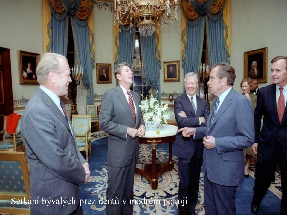 Prezidentův stůl