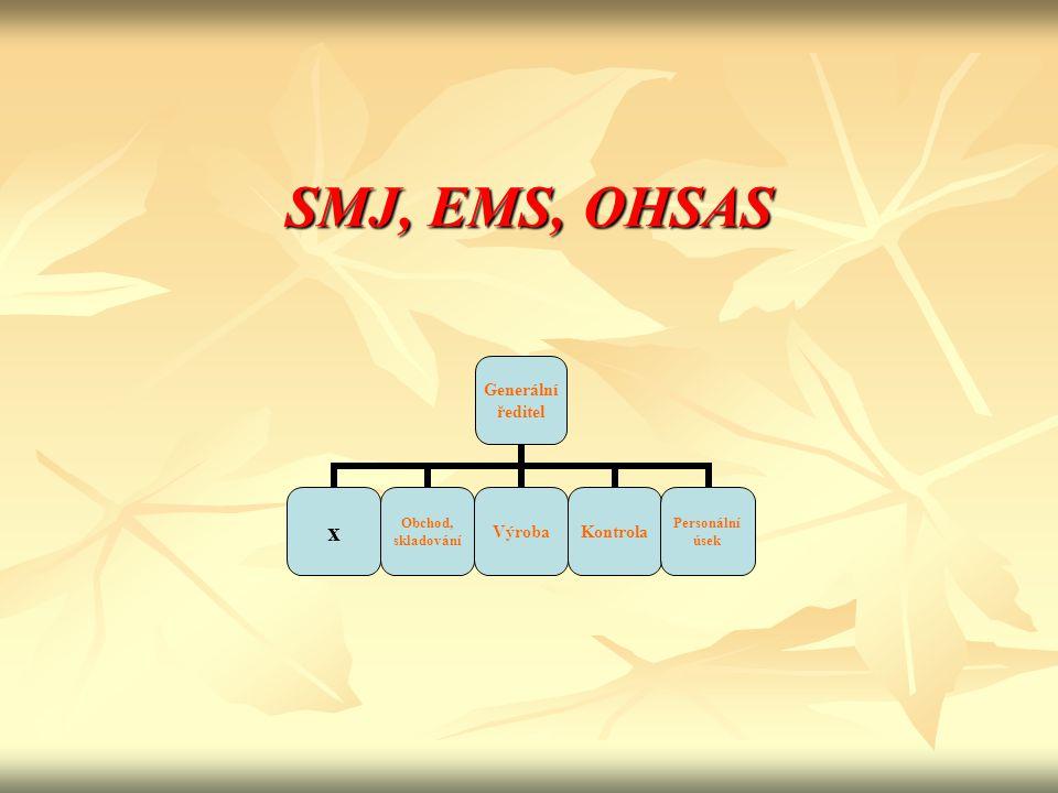 Příprava na zavedení SVP 2 souběžné cesty: 2 souběžné cesty: 1) Integrovaný systém řízení 1) Integrovaný systém řízení - ISO 9001 a ISO 22 716 2) Rekonstrukce prostor 2) Rekonstrukce prostor - ISO 22 716