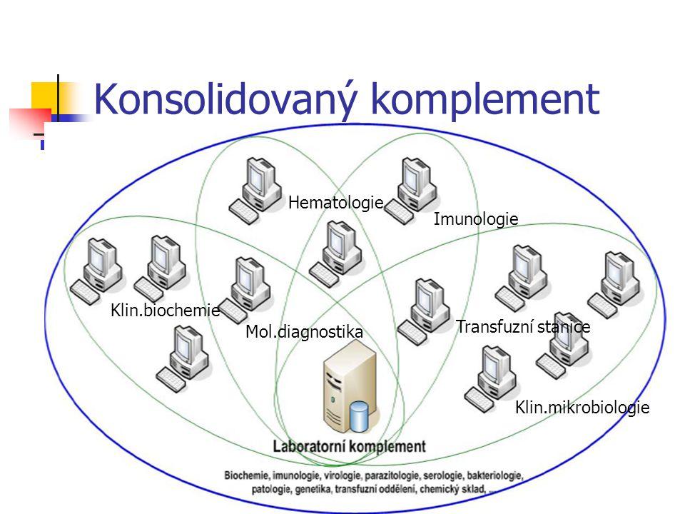 """Cíl – """"Otevřený """" laboratorní informační systém (LIS) Nová generace laboratorního IS s otevřenou architekturou Moderní vícevrstvá technologie podporuje připojení detašovaných pracovišť a práci laboratorních řetězců Všechny odbornosti integrovány do jednoho prostředí !!."""