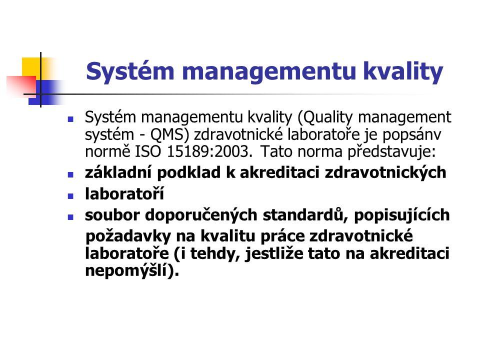 Externí hodnocení kvality - externí hodnocení kvality (EHK) - je systém objektivního hodnocení laboratorních výsledků externí nezávislou organizací k tomu pověřenou.