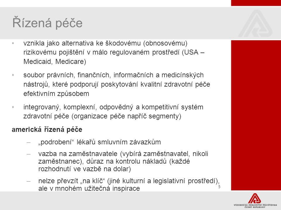 """16 Započitatelná péče léčiva předepsaná registrovaným pojištěncům (s vyloučením vybraných """"nákladných léčiv) zdravotnické prostředky předepsané registrovaným pojištěncům (mimo pomůcek pro inkontinenci a pomůcek stomických) indukovaná péče (komplement, specialisté) cestovné a doprava komplexní lázeňské léčení den pobytu na lůžku (paušální částka 600 Kč)"""