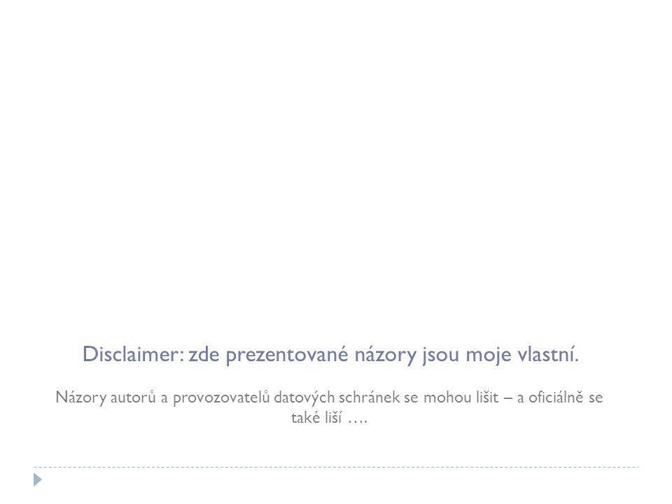 """""""on-line bezpečnost je podrývána  Česká pošta (jako provozovatel ISDS) použila pro web ISDS systémový certifikát od """"své CA PostSignum  její kořenové certifikáty ale nejsou obsaženy mezi těmi, kterým prohlížeče důvěřují """"samy od sebe  uživatelé si proto musí sami, včas a správně (tj."""
