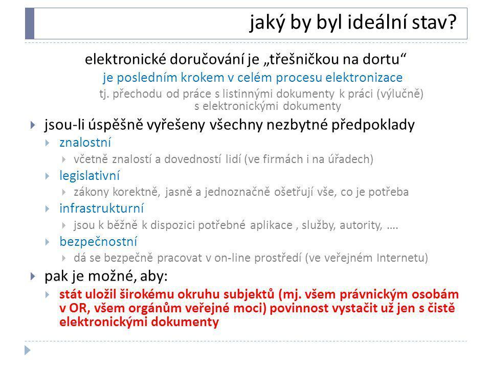 uživatelům jsou poskytovány zavádějící informace  do 18.11.2009:  Pro přihlášení do datové schránky opravdu existuje pouze jediná adresa, a tou je www.datoveschranky.info  od 19.11.2009:  Jediná možná adresa pro přihlášení je http://mojedatovaschranka.cz  kde vlastně běží webový portál datových schránek.
