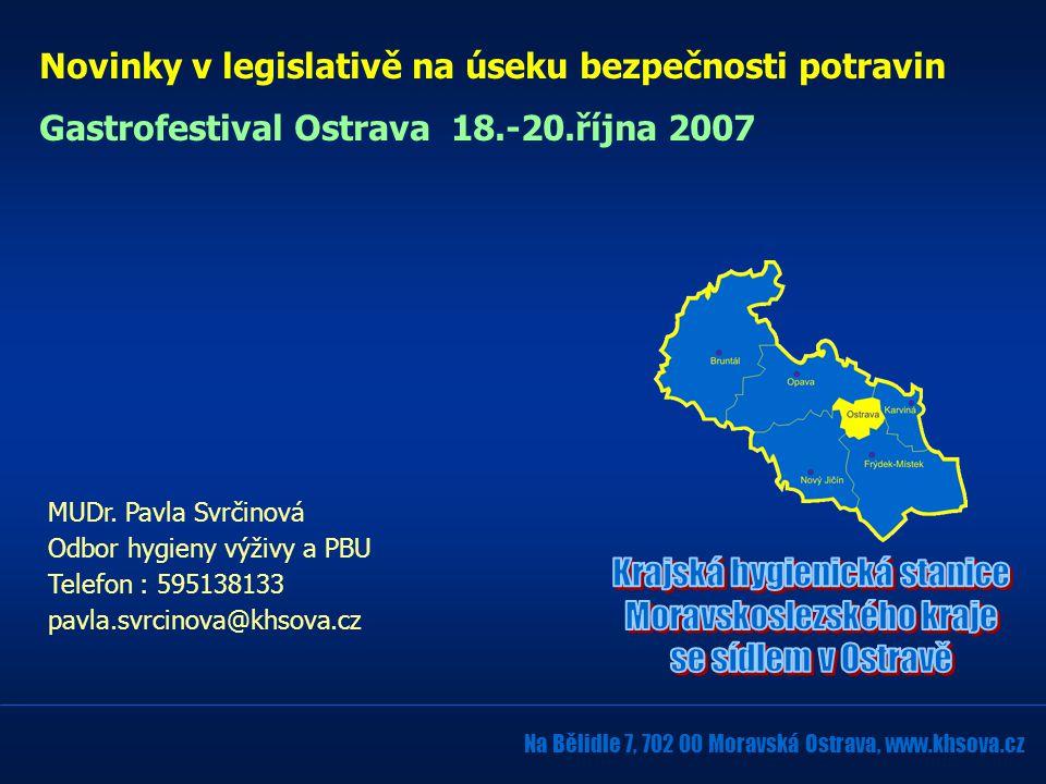 Evropské potravní právo  Neustále se vyvíjí  Základní důvody změn potravinového práva Volný pohyb bezpečných a zdravých potravin Volný pohyb bezpečných a zdravých potravin Vysoká úroveň ochrany lidského života a zdraví Vysoká úroveň ochrany lidského života a zdraví Stejné požadavky na potraviny ve všech členských státech Stejné požadavky na potraviny ve všech členských státech Do roku 2002 existovaly velké rozdíly v potravinovém právu mezi jednotlivými členskými zeměmi Do roku 2002 existovaly velké rozdíly v potravinovém právu mezi jednotlivými členskými zeměmi Zvýšení důvěry spotřebitelů jak k bezpečnosti potravin tak k nezávislosti kontrolních institucí Zvýšení důvěry spotřebitelů jak k bezpečnosti potravin tak k nezávislosti kontrolních institucí Vědecký základ potravinového práva Vědecký základ potravinového práva