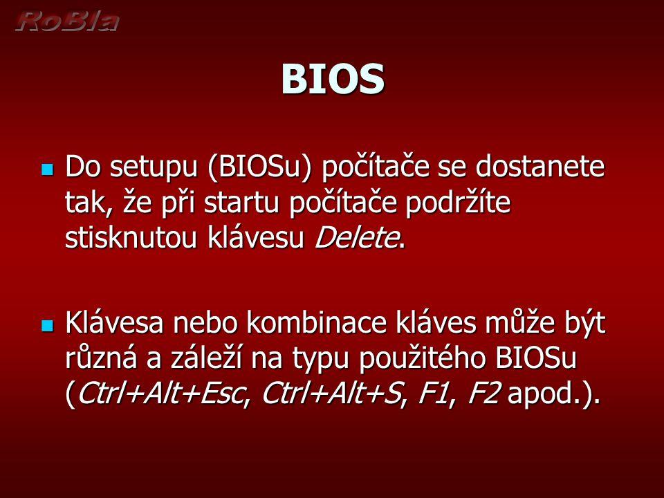 Virus Warning resp.Anti-Virus Protection Tato položka zajišťuje ochranu před tzv.