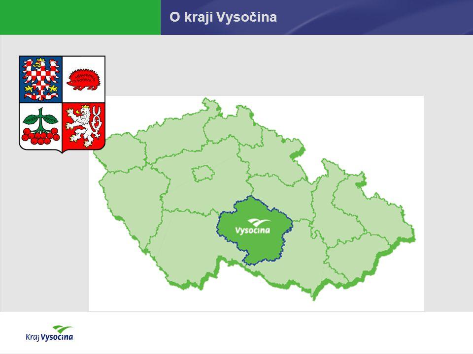 Trochu statistiky Vysočina je pátým největším regionem České republiky, její rozloha je 6.796 m2.