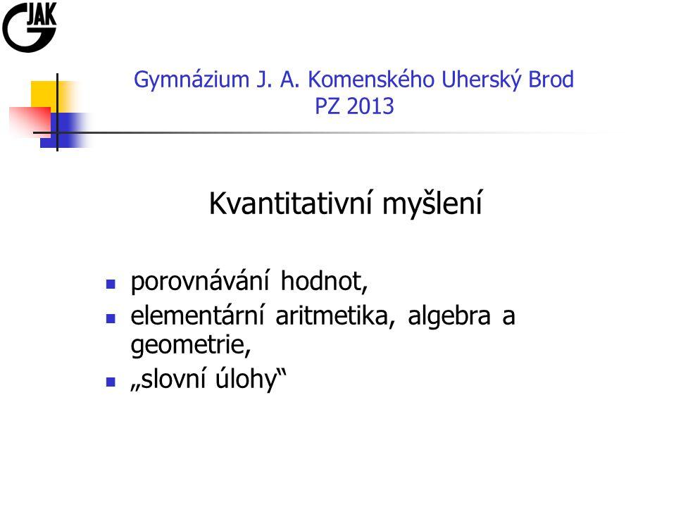 Gymnázium J.A.