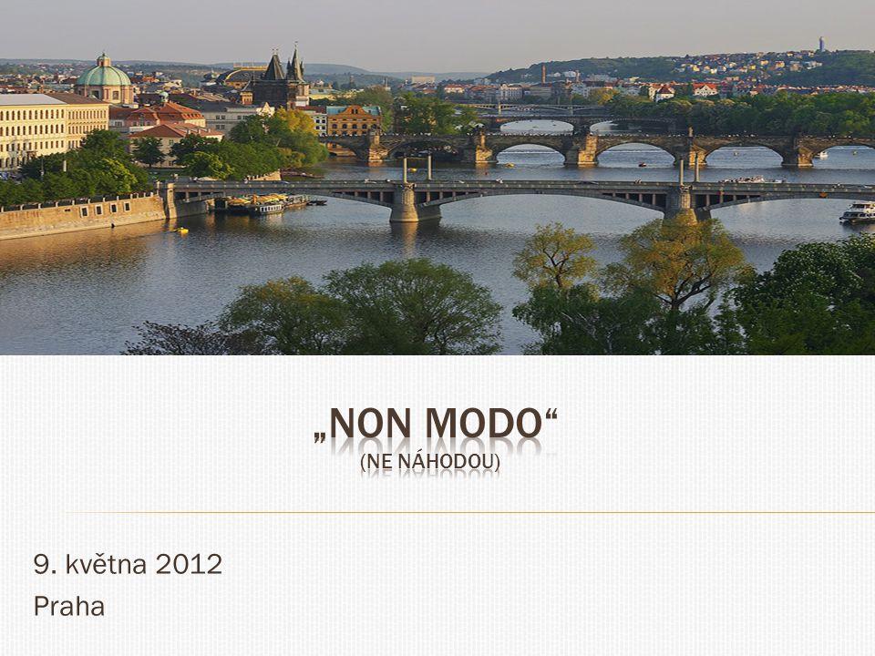 9. května 2012 Praha