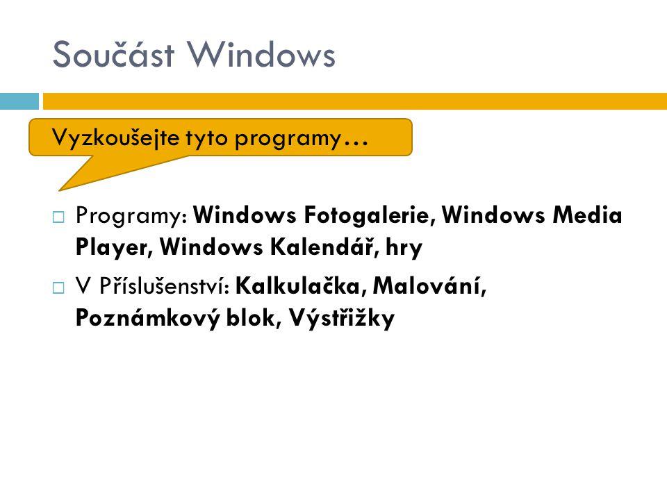 Popis Plochy Koš Jak vysypat.