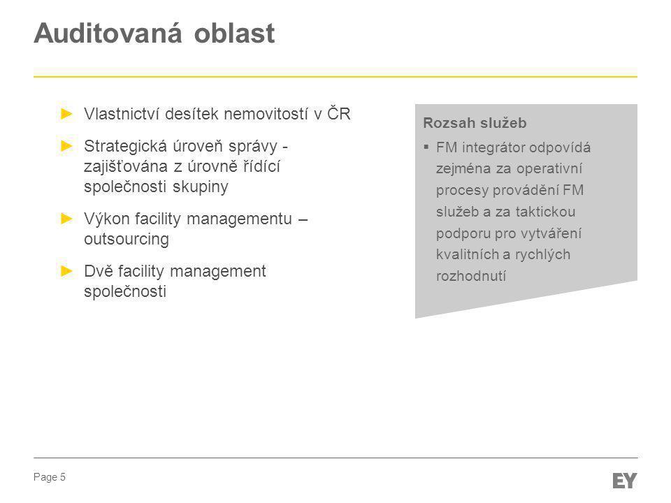 Page 6 Propojení ujišťovacího a konzultačního auditu 1.