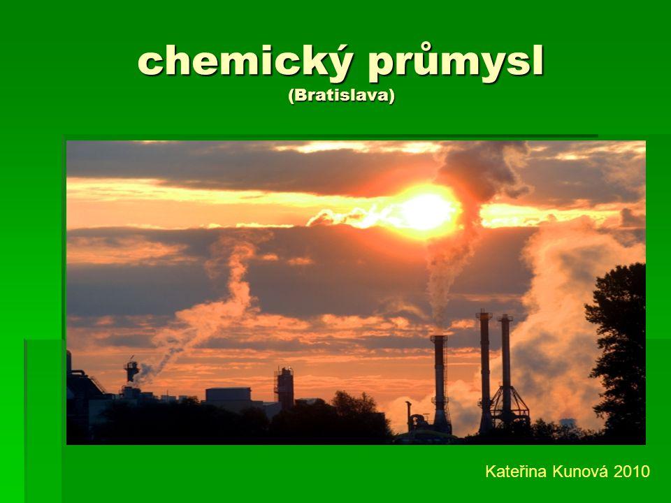 Průmysl: hutnický (Košice) Kateřina Kunová 2010