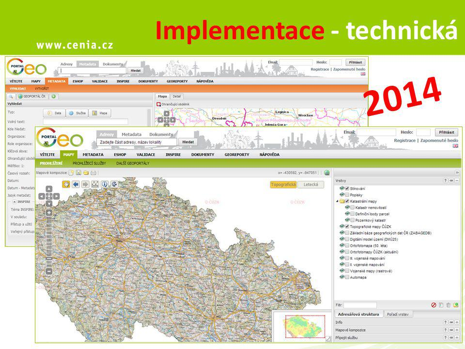 7 Implementace - technická 2014