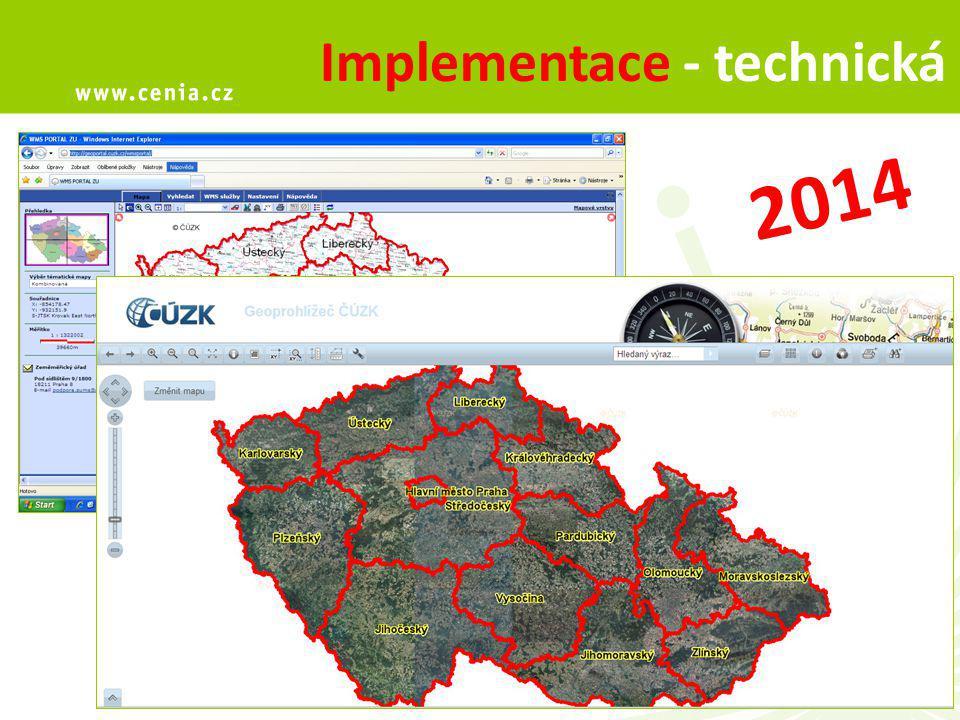 8 Implementace - technická 2014