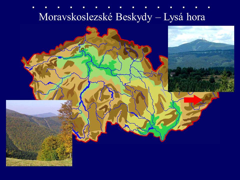 Moravskoslezské Beskydy – Lysá hora