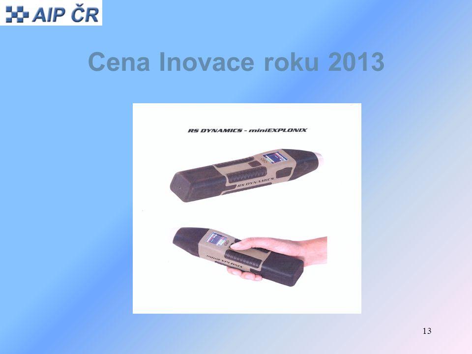 13 Cena Inovace roku 2013