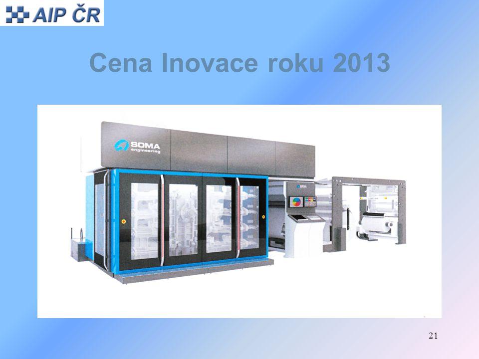 21 Cena Inovace roku 2013