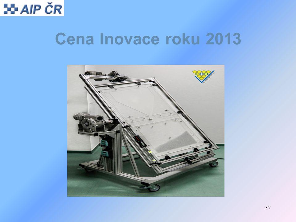 37 Cena Inovace roku 2013