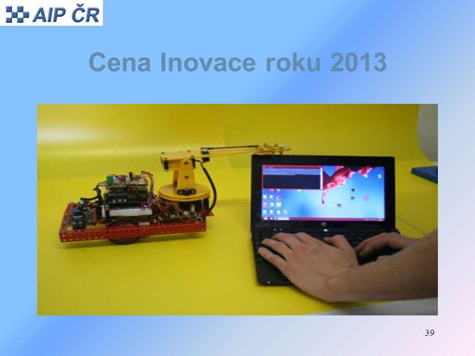 39 Cena Inovace roku 2013
