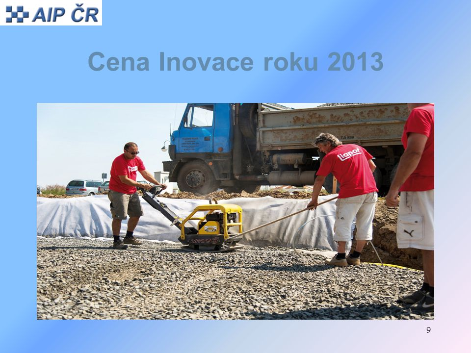 20 Cena Inovace roku 2013 Inovační produkt: OPTIMA – Flexotiskový stroj nové variabilní a ergonomické koncepce Předkladatel: SOMA spol.