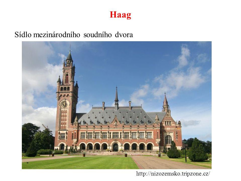 Haag Sídlo mezinárodního soudního dvora http://nizozemsko.tripzone.cz/