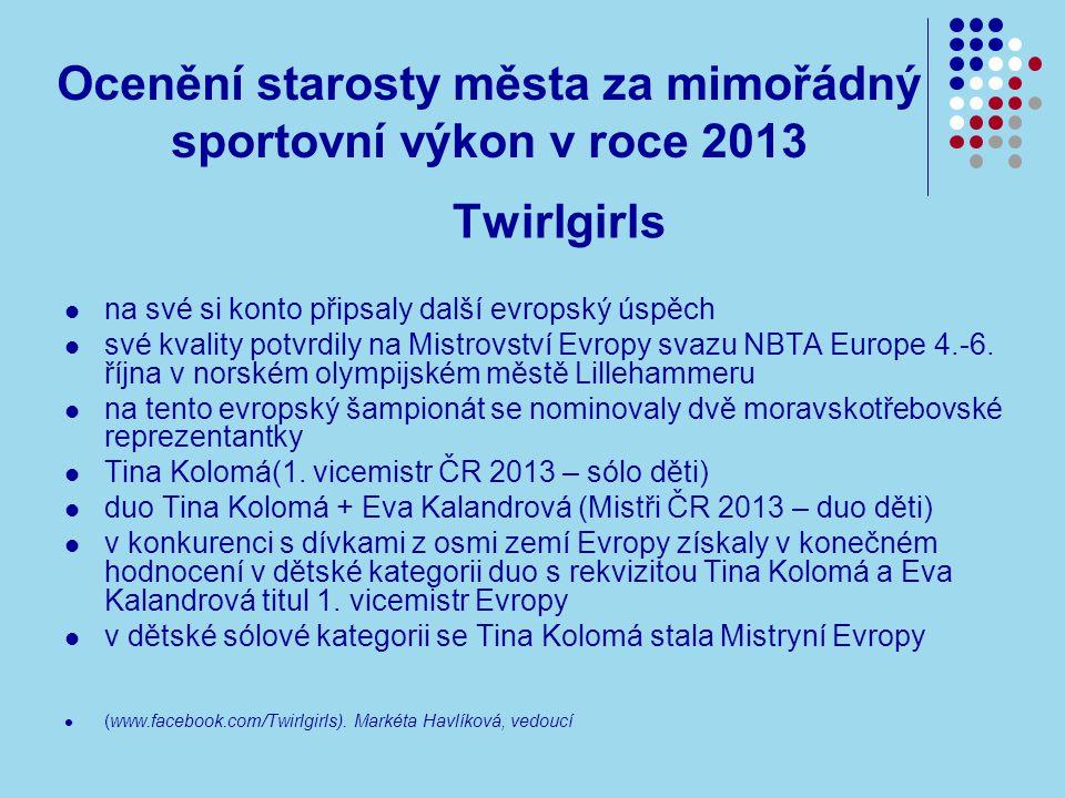 Twirlgirls na své si konto připsaly další evropský úspěch své kvality potvrdily na Mistrovství Evropy svazu NBTA Europe 4.-6.