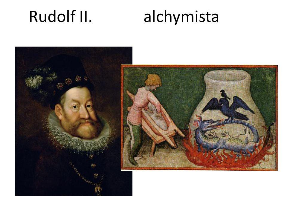 Rudolf II.alchymista