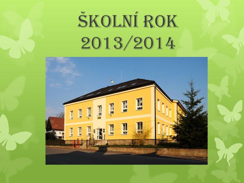 Školní rok 2013/2014