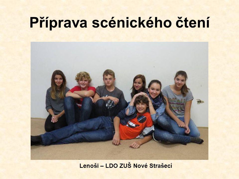 Základní informace Žáci LDO ZUŠ – (7.-9.třída ZŠ) Předmět Soubor – 1 vyučovací hod.