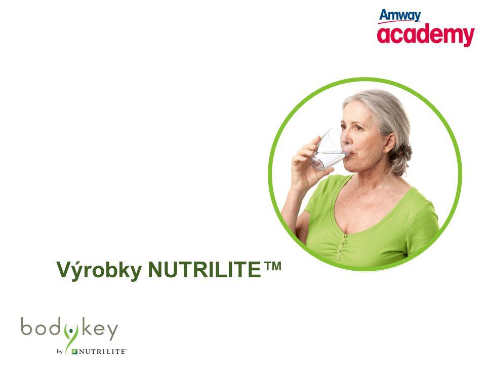 Výrobky NUTRILITE™